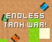 Play Endless Tank War!