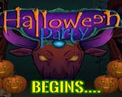 Play Halloween Party Begins