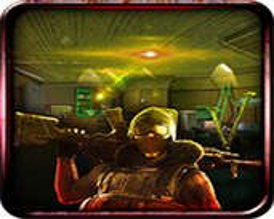 Play The Locker -Terrorist Shelter