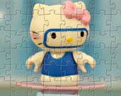 Play Hello Kitty Surfer Style