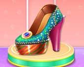 Play Princess Shoe Designer