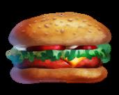 Play Burger Clicker
