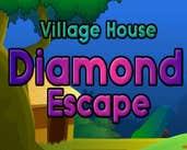 Play Village House Diamond Escape