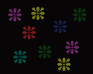 Play Flover idle color