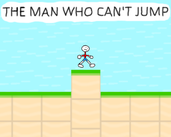 The Man Who Can't Jump