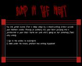 Play Bump in the Night