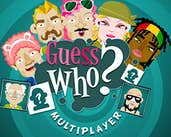 Play Guess Who? Multiplayer