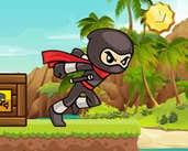 Play Ninja Run Online