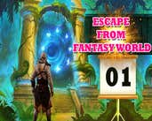 Play Escape From Fantasy World Level 1
