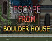Play Escape From Boulder House