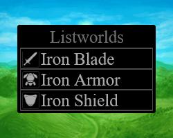 Play Listworlds