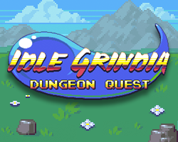 Play Idle Grindia: Dungeon Quest