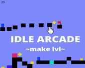 Play idle arcade - make lvl